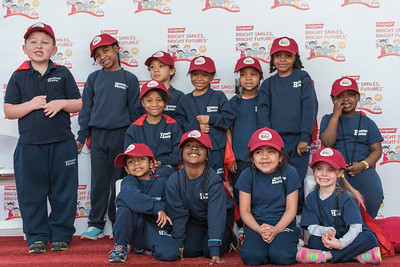 Colgate BSBF Baltimore City Launch Event