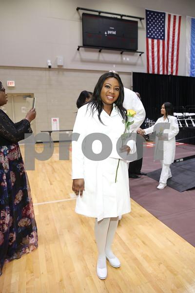 Malcolm X College School of Nursing Pinning Ceremony 11May2018