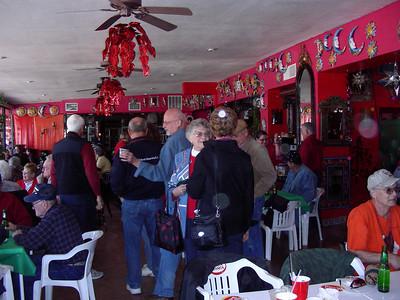 The Pink Store, Las Palomas, Mexico