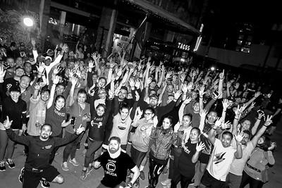 WeRunLA - Blacklist Event 10/22/18