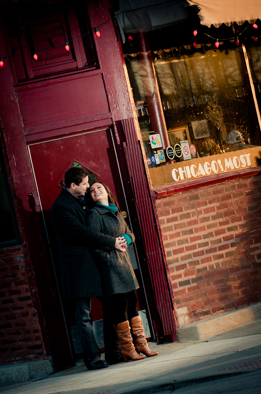 Engagement Novo Photography