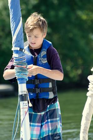 2011 - Junior Opti & White Sail Programs