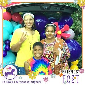 Friends Fest 2021 @ New Orleans City Park