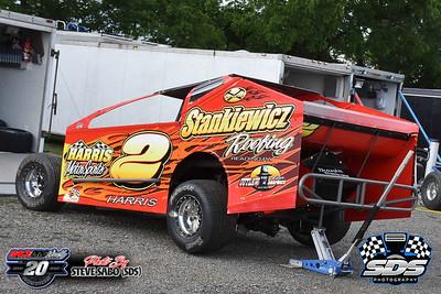 Grandview Speedway - 7/11/20 - Steve Sabo (SDS)