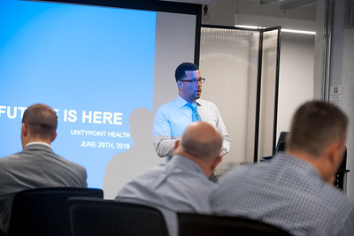20180629 Unity Point Inno Day - Photos by Gregory Rothstein
