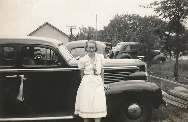Peg & Gary Niece's Old Photographs