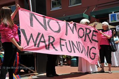 Peace Rally - San Rafael (2011)
