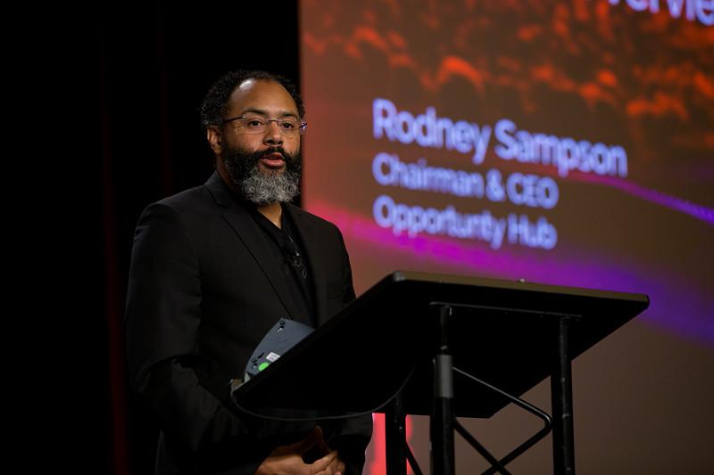 Rodney Sampson, Chairman & CEO, Opportunity Hub