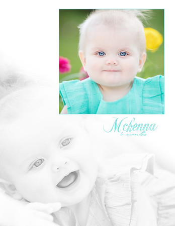 McKenna 6 Months