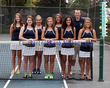 2013 Girls Tennis / NOL Champs