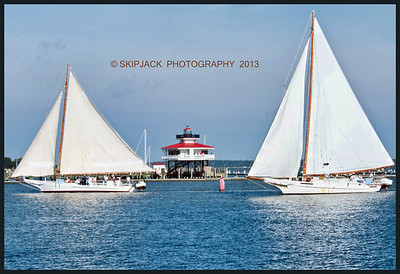 2013 Cambridge Heritage Skipjack Race