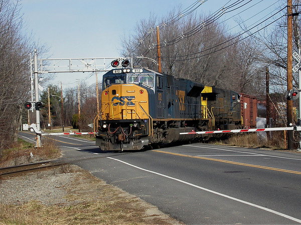 2003 New England Railroading