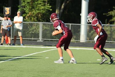 HCHS Freshman vs Coopersville