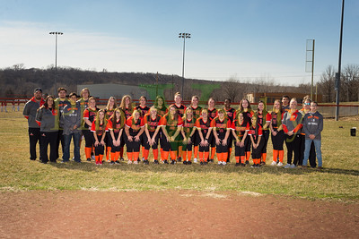 Bonner Springs Softball 2020