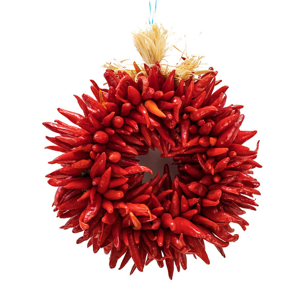 Fresh Chile Company - Red Chile Ristra - 10 Inch Reef.jpg