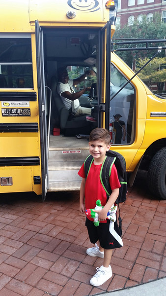 Marco - First Day School