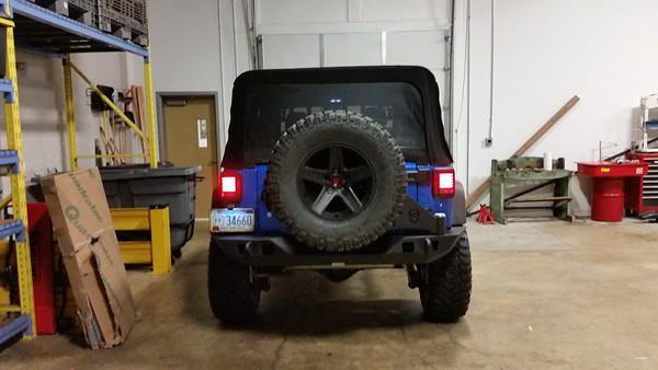 JCR OffRoad Bumpers
