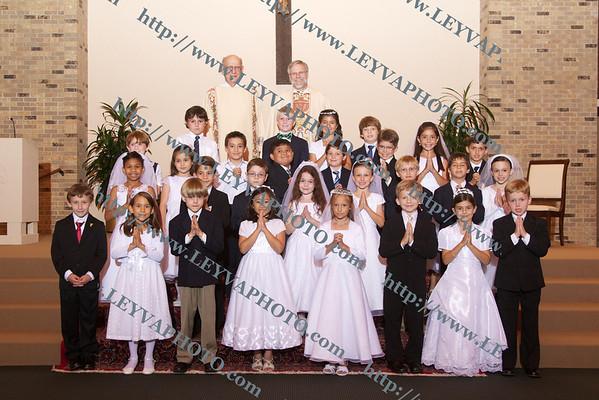 Communion - Sunday 20 - 5:30
