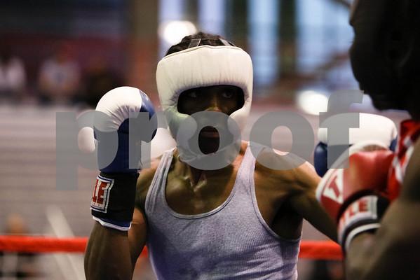 Bout 2 Bradon Williams vs Amir Iman