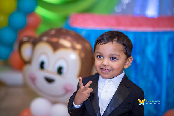 Dheer Athulith 2nd Birthday