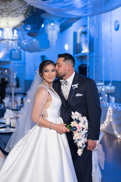 The Wedding of Alayna & Javier