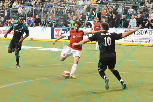 St. Louis Ambush vs Missouri Comets - 11/23/13