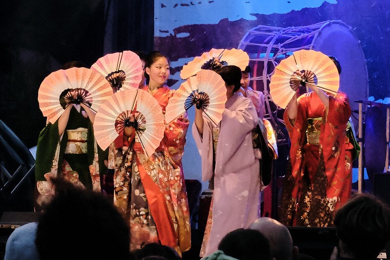Hiroko Tanaka Nihon Buyo Group
