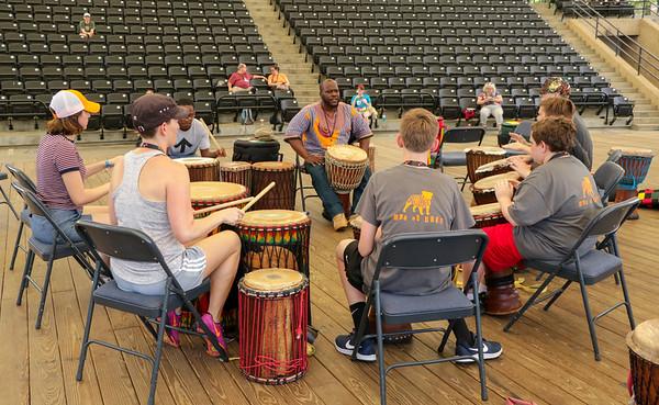 Workshop: Indigenous Vibes African Drum Workshop