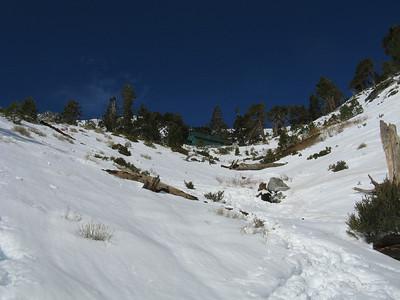 Baldy Ski Hut - Dec 21, 2008