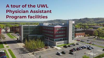 Physician Assistant Program Facilities Tour Draft