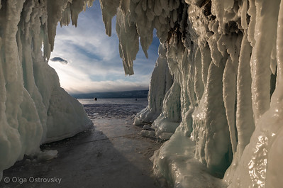 Baikal Lake  Winter 2019