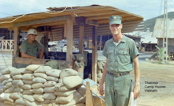Lt Richard Thatcher...NMCB-4
