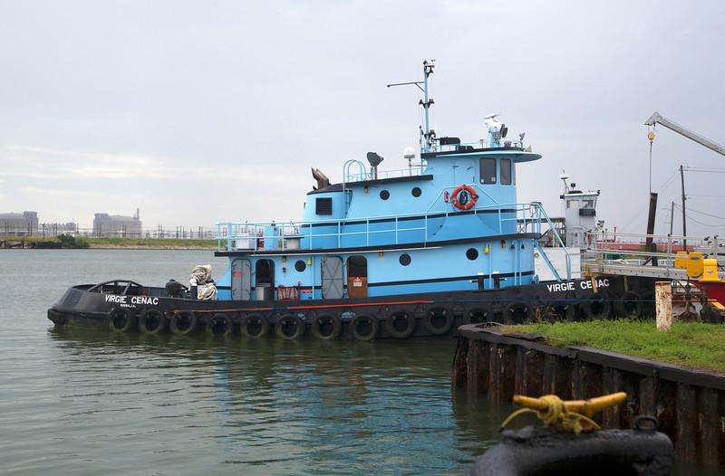 The Virgie Cenac Tugboat