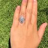 1.75ctw Edwardian Toi et Moi Old European Cut Diamond Ring  25