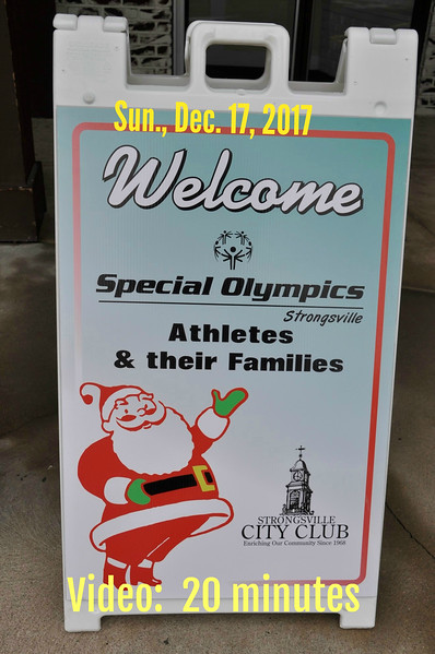 Strongsville City Club - Special Olympics