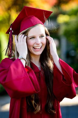 Christina's Grad Ceremony