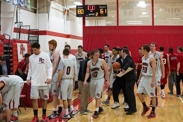 Men's Basketball vs. Redeemer University College