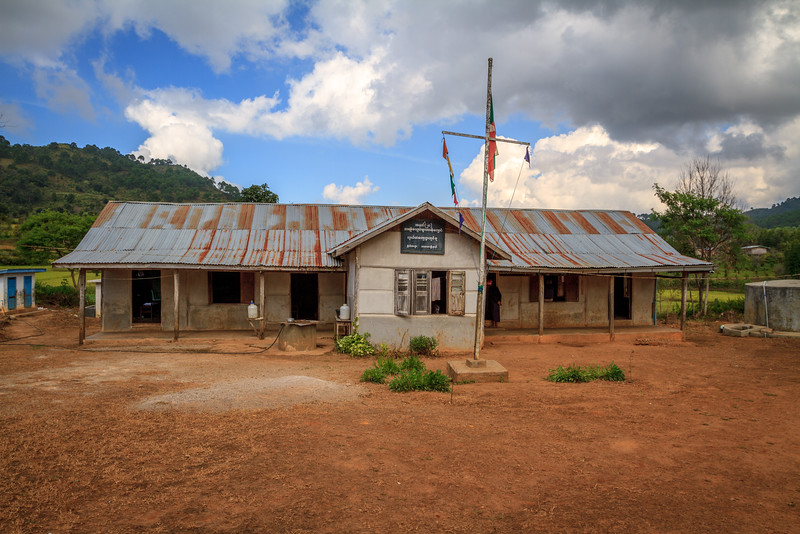 Myin Ma Htie Village School