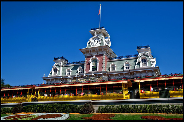 A trip to Disney for my birthday!