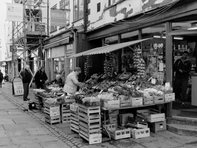 Market Day in Monmouth