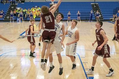 DHS Boys Basketball 12-07-2019