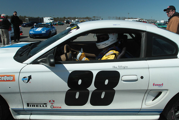SCCA March Lion Drivers School/Testing (2013)