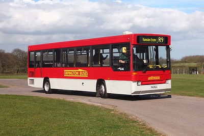 South East Bus Festival in Detling on 1st April 2017