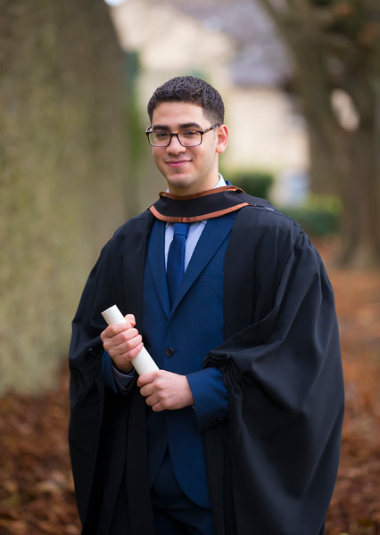 02/11/2017. Waterford Institute of Technology Conferring is Karim Abdou, Egypt and Waterford. Picture: Patrick Browne.