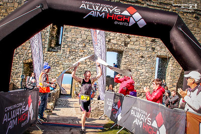 Harlech Triathlon  - Finish Photographs