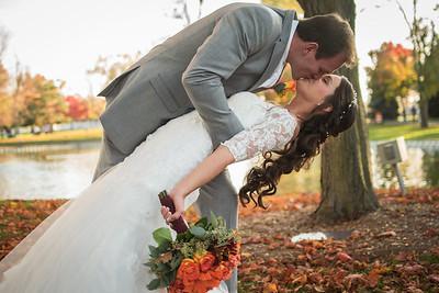 Gabrielle & Kyle Wedding 11-6-16