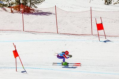 Race One Women (FIS and USSA)