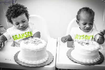 Bransen & Bryson's 1st Birthday Party
