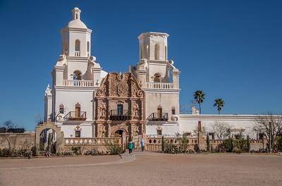 Mission San Xavier de Bac - Tucson AZ