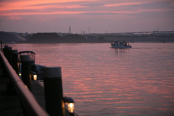 New England Sunrises and Sunsets